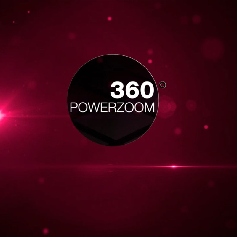 Powerzoom 360°
